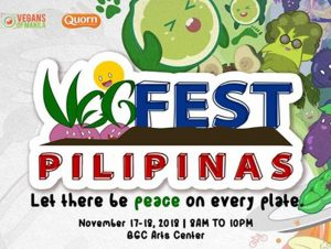 VegFest 2018 Is Happening at the BGC Arts Center This November 17 to 18 @ BGC Arts Center | Taguig | Metro Manila | Philippines