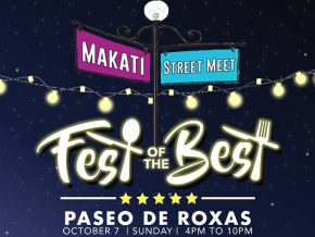 Makati Street Meet Brings Culinary Trendsetters to Fest of the Best