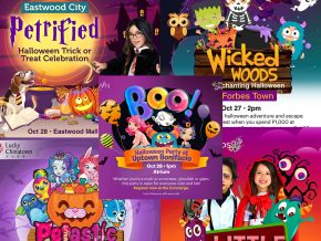 LIST: Magical and Enchanted Halloween Celebrations for Kids Around the Metro