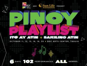 Pinoy Playlist 2018 Music Festival in BGC Highlights Filipino Musicality this October