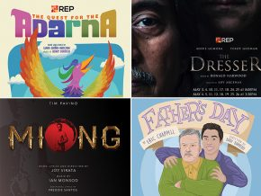Repertory Philippines Announces Roster of 82nd Season Shows for 2019