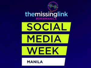 Social Media Week Manila 2018: Connecting the Missing Link @ SMX Convention Center Aura | Taguig | Metro Manila | Philippines