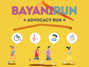 BayaniRun 2018: Advocacy Run Happening on December 2