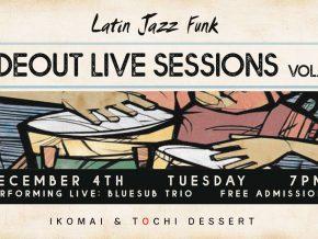 Ikomai in Salcedo Makati Presents Hideout Live Sessions Vol. 9