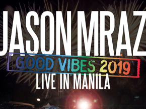 Jason Mraz LIVE in Manila This May 2019