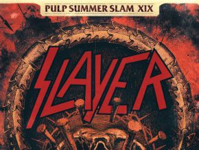 Slayer to Headline Pulp Summer Slam This March 2019