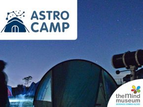 Astro Camp by The Mind Museum Is Happening on December 15 to 16!