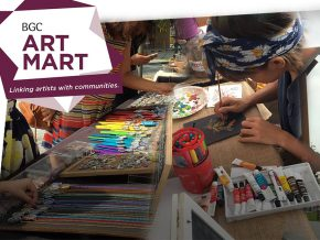 BGC Art Mart Is the Perfect Spot to Shop For Local Artworks This Holiday Season