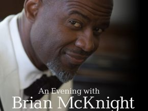 Spend an Evening with Brian Mcknight Live on December 4 at the Theater in Solaire