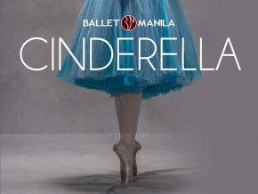 Cinderella by Lisa Macuja-Elizalde is Ballet Manila's Holiday Treat for 2018!