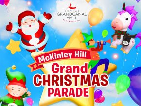 Venice Grand Canal in Taguig Welcomes Holiday 2018 with an Amazing Christmas Parade