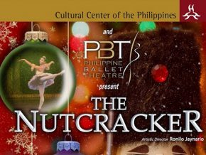 "Philippine Ballet Theatre Presents The Christmas Classic ""The Nutcracker"""