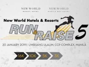 Run and Raise 5: On Your Marks, Go for Charity