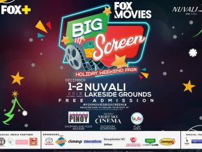 Fox Movies Big Screen Holiday Weekend Fair: An Outdoor Screening With A Cause