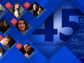 PPO Celebrates 45th Anniversary and 36th Concert Season With International and Filipino Soloists