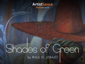 ArtistSpace Presents Shades of Green by Raul Lebajo: An Unparalleled Display of Flora and Fauna Fantasy