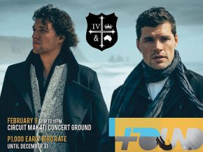 For King & Country LIVE in Manila This February 2019