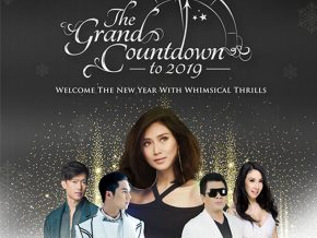 Resorts World Manila's Grand Countdown to 2019