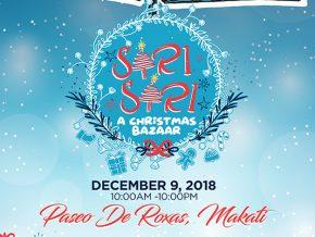 Makati Street Meet: Sari-Sari Christmas Bazaar Happening This December 9