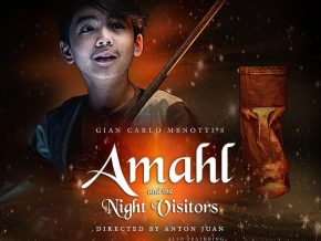 Amahl and the Night Visitors This December 14 at the Ayala Museum