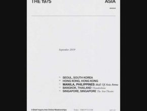 The 1975 Is Back in Manila This 2019!