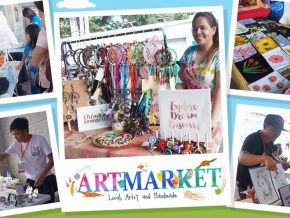 Art in Island: Weekend Art Market is Back For 2019!