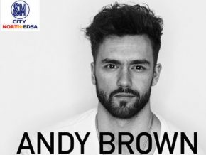 Andy Brown Solo Concert LIVE in Manila on March 30, 2019