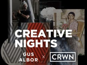 Ayala Museum's Creative Nights Together With Gus Albor and CRWN