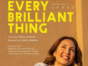 Be Inspired with Duncan Mac Millan's Every Brilliant Thing