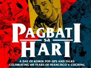Ayala Museum Celebrates 100 Years of Komiks Legend Francisco Coching