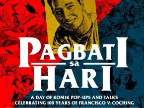 Ayala Museum Celebrates 100 Years of Komiks Legend Francisco Coching