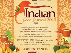 Enjoy Savory Indian Cuisine at the Indian Food Festival 2019 This January 27