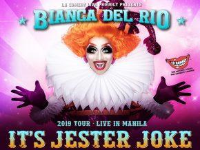 "Bianca Del Rio's ""It's Jester Joke"" Live in Manila This March 2019"