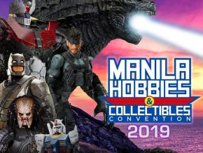 Manila Hobbies & Collectibles Convention 2019 Happening This Weekend