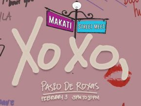 XoXo, Mercato Centrale Makati Street Meet Happening on February 3
