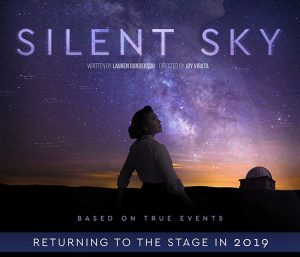 Repertory Philippines Silent Sky Is Back on Stage This February 2019 @ Carlos P. Romulo Auditorium, RCBC Plaza