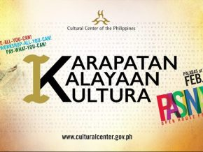 CCP's Pasinaya Open House 2019 To Highlight Karapatan, Kalayaan at Kultura