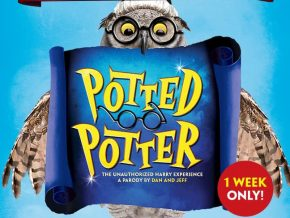 Potted Potter: The Unauthorized Harry Experience Returns to Manila