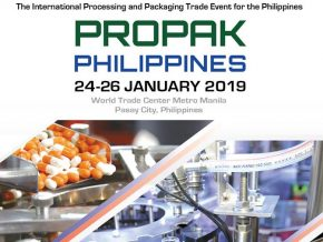 ProPak Philippines 2019: Biggest Processing and Packaging Exhibit This January 24 to 26