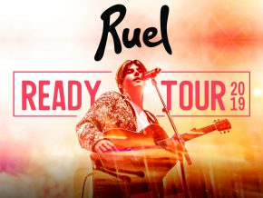 Ruel Ready World Tour 2019: Australia's Rising Young Star Live in Manila