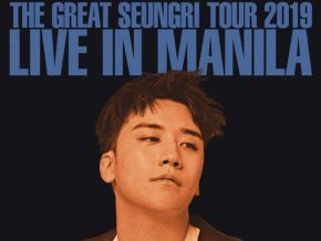 Big Bang's Seungri Returns to Manila This 2019