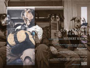 Converging Realities: Art of Reybert Ramos