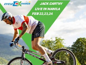Catch Cycle Exchange Asia 2019 at SMX Convention Center This February