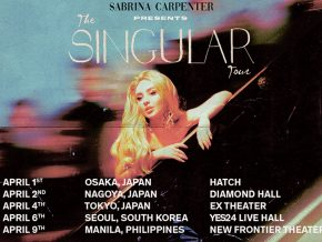 Sabrina Carpenter Returns to Manila on April for Singular Tour