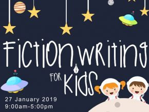 Explore a Child's Imagination Through Ayala Museum's Fiction Writing for Kids