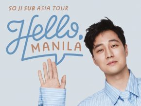 Korean Actor So Ji-Sub is Coming to Manila This March!