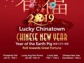 Festivities Await at Lucky Chinatown's Biggest Chinese New Year Celebration