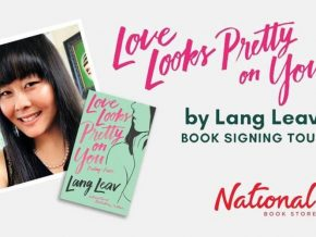 "Lang Leav ""Love Looks Pretty on You"" Book Signing Tour in Manila"