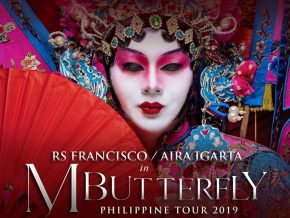 M Butterfly National Tour 2019 in the Philippines