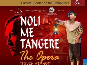 'Noli Me Tangere The Opera: The Acclaimed Filipino Opera Returns This 2019